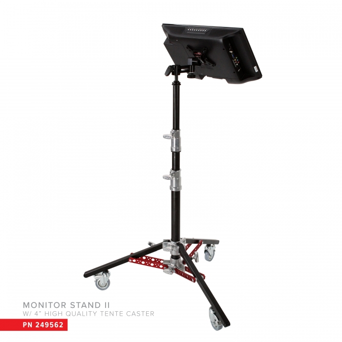 Monitor Stand II Matthews grip studio equipment manfrotto avenger