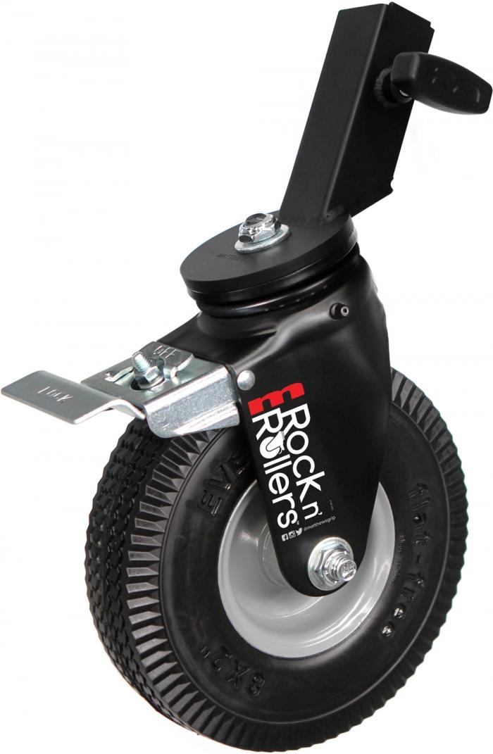 Matthews grip Rock n' Roller™ Mombo Combo Wheel (Set of 3) studio equipment manfrotto avenger