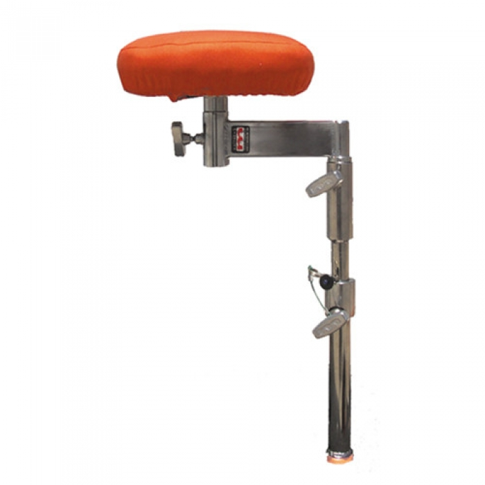 Seat and Riser Assembly w/ Offset Arm