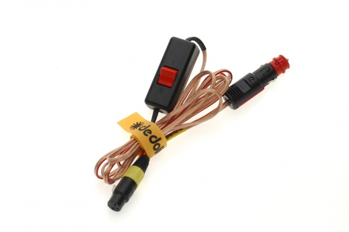 DLH4/DLH1x150 Cigarette lighter adapter Cable