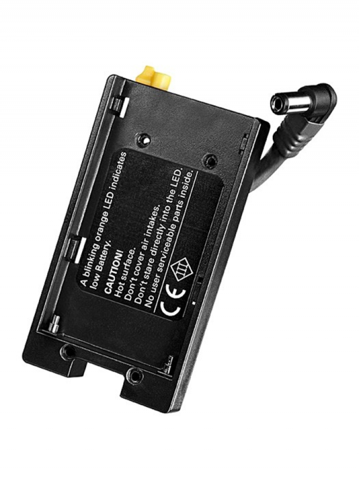 Battery Shoe for Sony BP-U (Ledzilla Only)