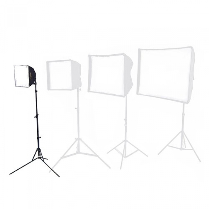 Dedoflex mini soft box, silver