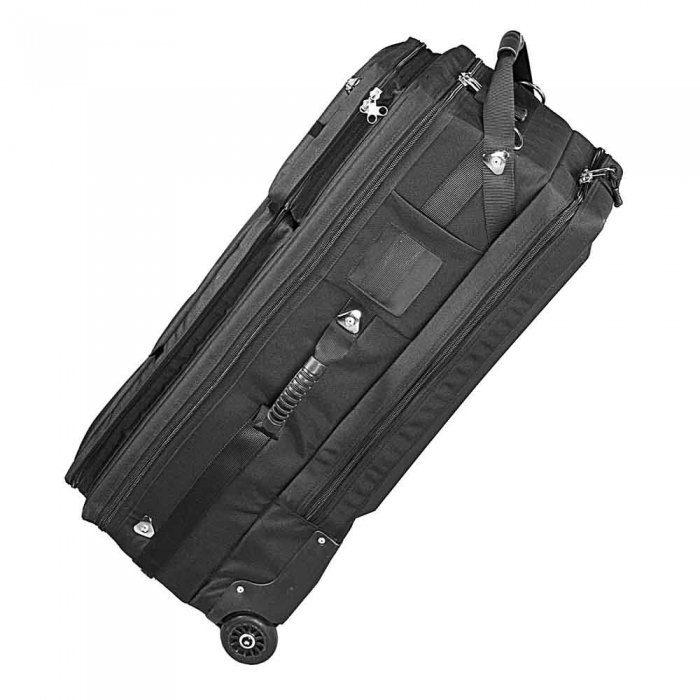 Soft case, large with wheels