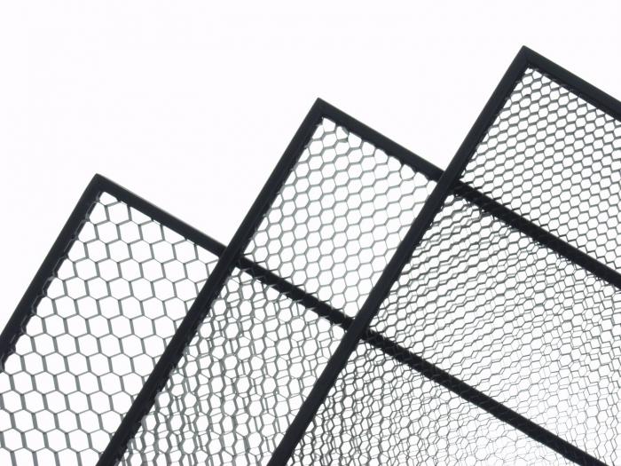 ParaBeam 410 Louver-Honeycomb, 90°
