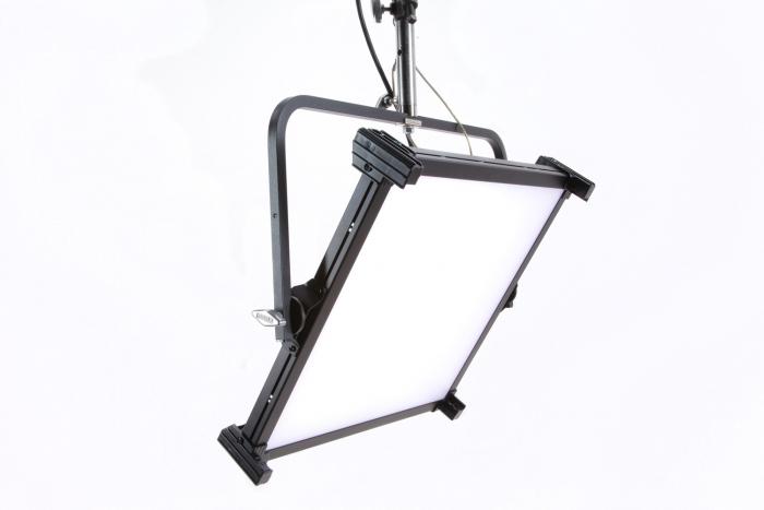 Kino Flo Celeb 450Q DMX LED soft lighting fixture, Kelvin tuneable with colour gel presets