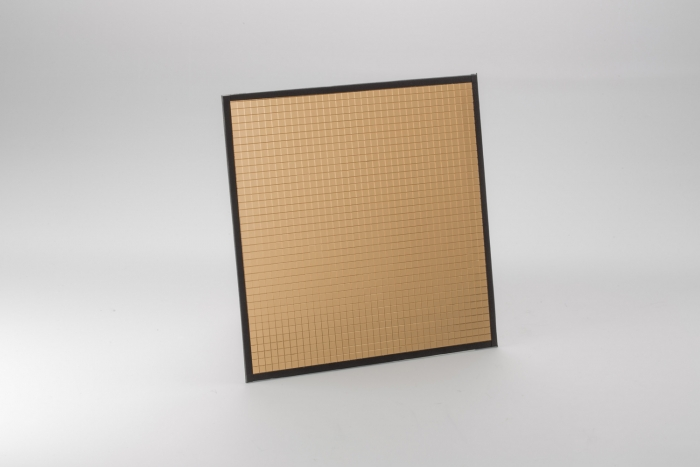 "Dedolight EFLECT reflector multi-mirror gold 1, with magnet. 20 x 20 cm (7.9 x 7.9"")"