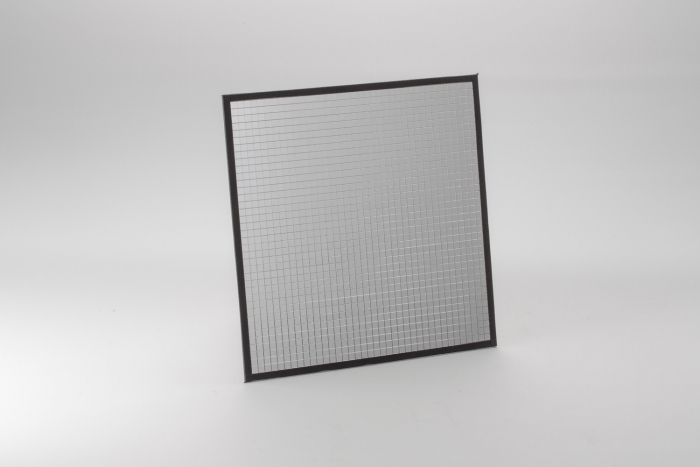 Dedolight EFLECT reflector multi-mirror silver 1, with magnet. 20 x 20 cm (7.9 x 7.9