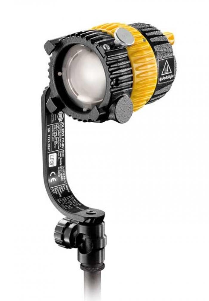Dedolight 20W LED BI-COLOUR HEAD WITH YOKE