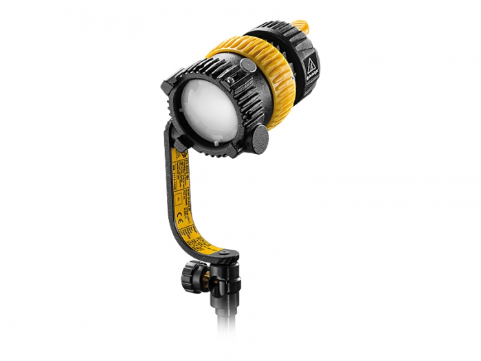 Dedolight DLED3 turbo daylight focusable led light head