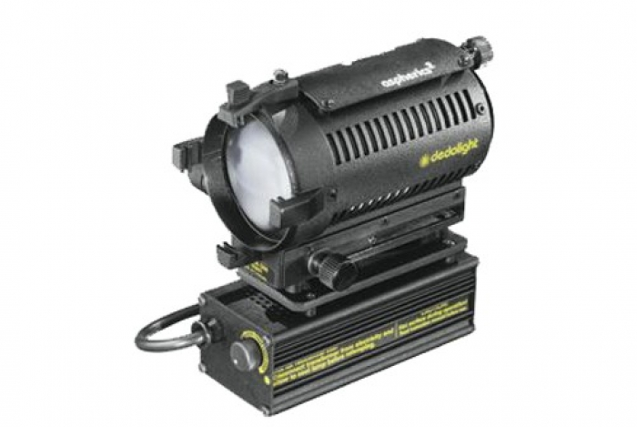 Dedolight DLHM4-300 - Tungsten Light Head, 150W (230/240VAC)