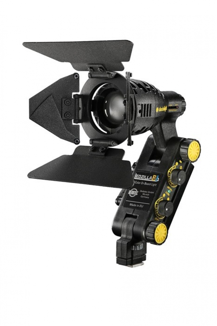 Dedolight Ledzilla2 Bicolour Mini on-board LED light head, 8W