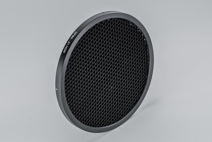 Dedolight Lightstream parallel beam adaptor attachment honeycomb grid intensifier crls reflectors