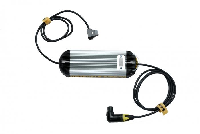 Dedolight DLED7 Turbo Bi Colour Power supply for 12V batteries