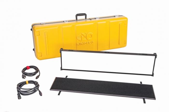 Kino Flo Diva-Lite 31 LED DMX Center Kit with Travel Case, Universal