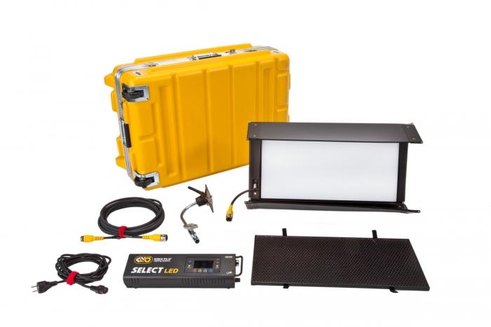 Select 20 DMX Kit, Univ 230U w/ Flight Case