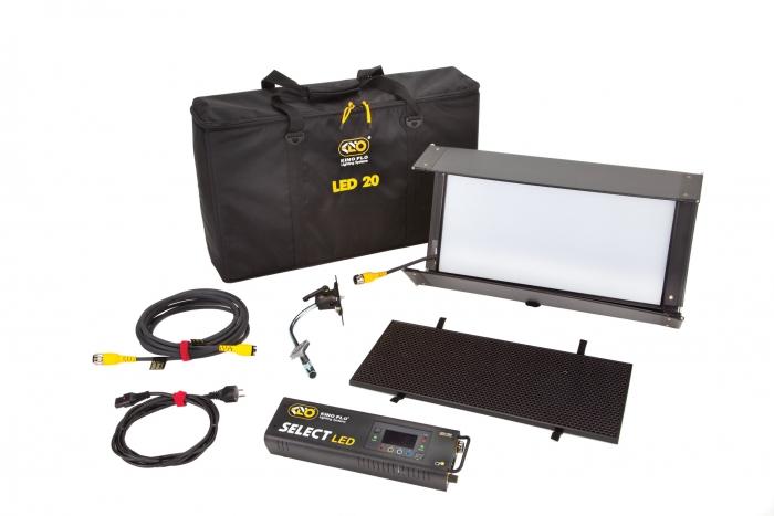 Select 20 DMX Kit, Univ 230U w/ Soft Case