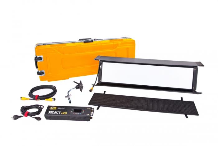 Select 30 DMX Kit, Univ 230U w/ Flight Case