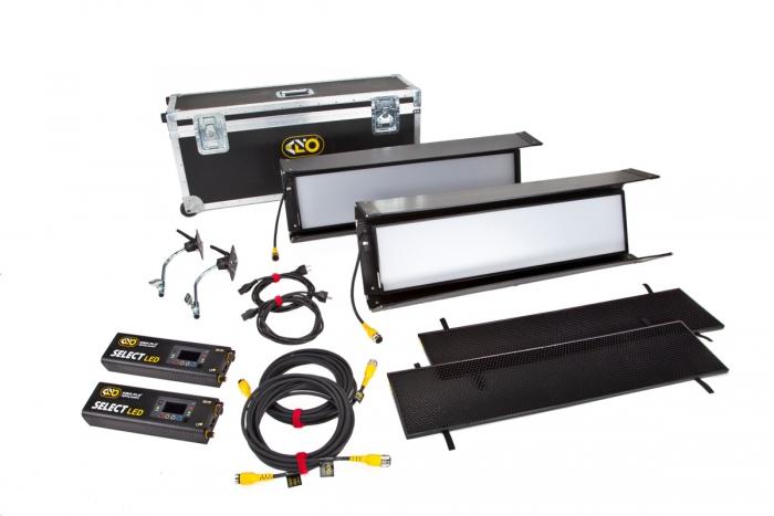 Select 30 DMX Kit (2-Unit), Univ 230U w/ Ship Case