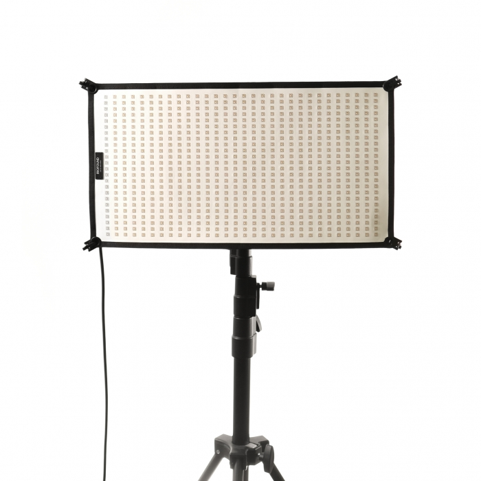 EZFlex 130W Kit + Softcase profound aladdin fomex flexible light fabric bendy