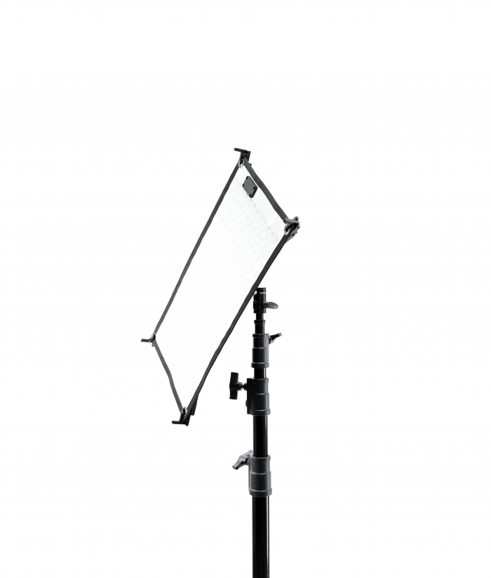 ProFlex 50W Bi-Colour Kit + Softcase profound soft light bendy flexible LED aladdin fomex
