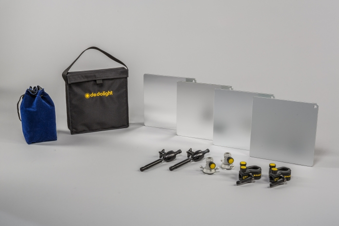Dedolight Lightstream Reflector Kit - 25x25 cm