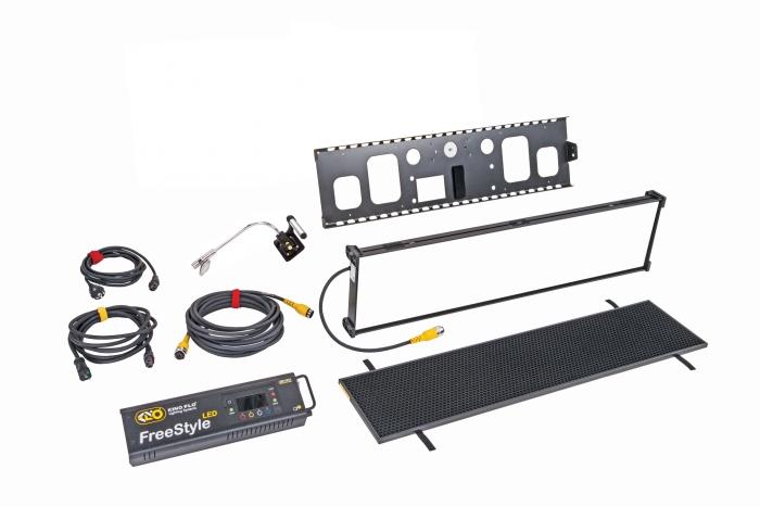 Kino Flo FreeStyle/GT 31 LED  DMX System, Univ