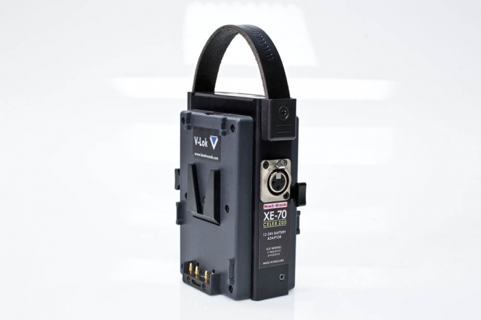 KINO FLO 24V V-LOCK BATTERY ADAPTER