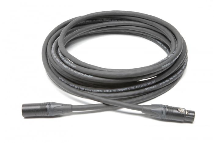 DMX Cable 5-Pin XLR, 15ft