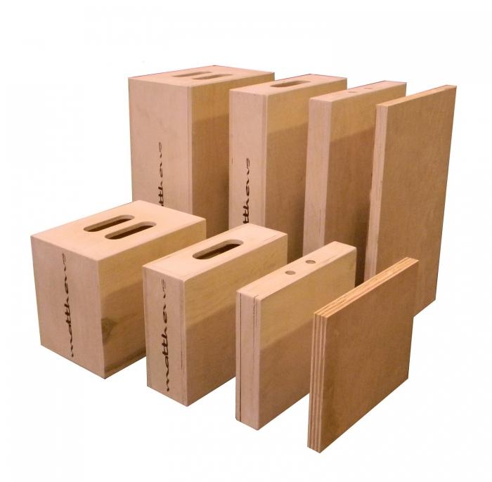 "Full  Apple Box — 12"" x 8"" x 20"""