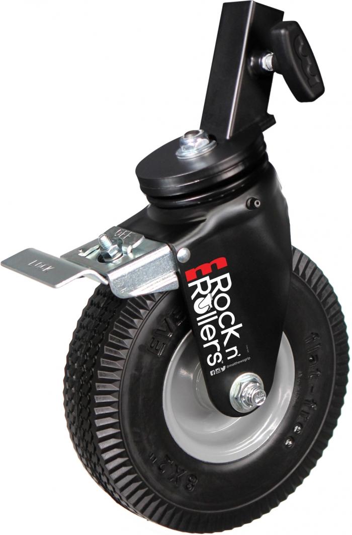 Matthews grip Rock n' Roller™ Combo Wheel (Set of 3) studio equipment manfrotto avenger