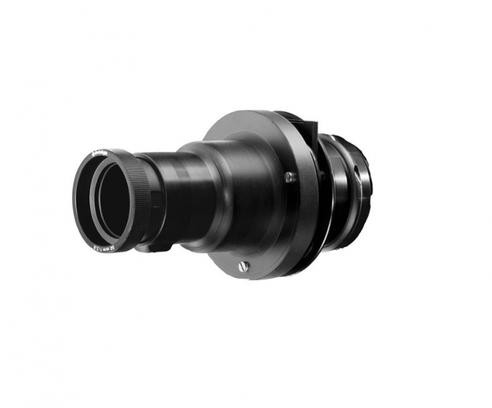 Imager for DLED2 and DLED3 light heads, incl. steel gobo holder incl. 60mm imager lens