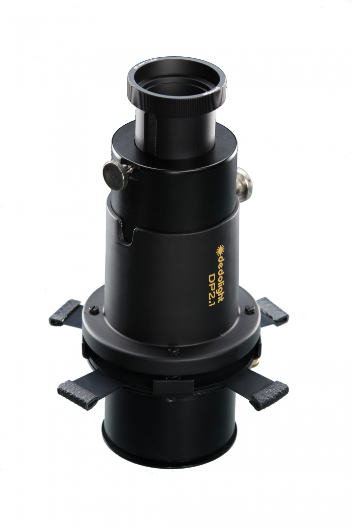Imager projection attachment with 85mm lens (fits DLH4, DLED4 & DLED7) - Built in shutters